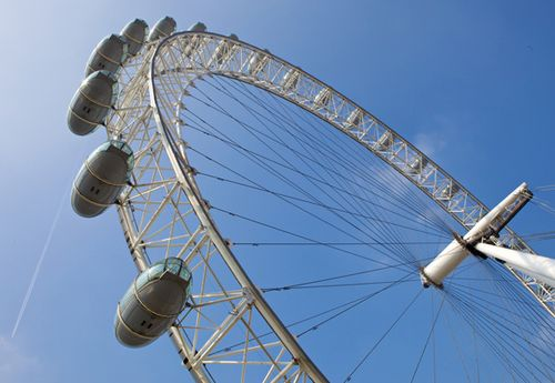london eye facts for kids. London eye
