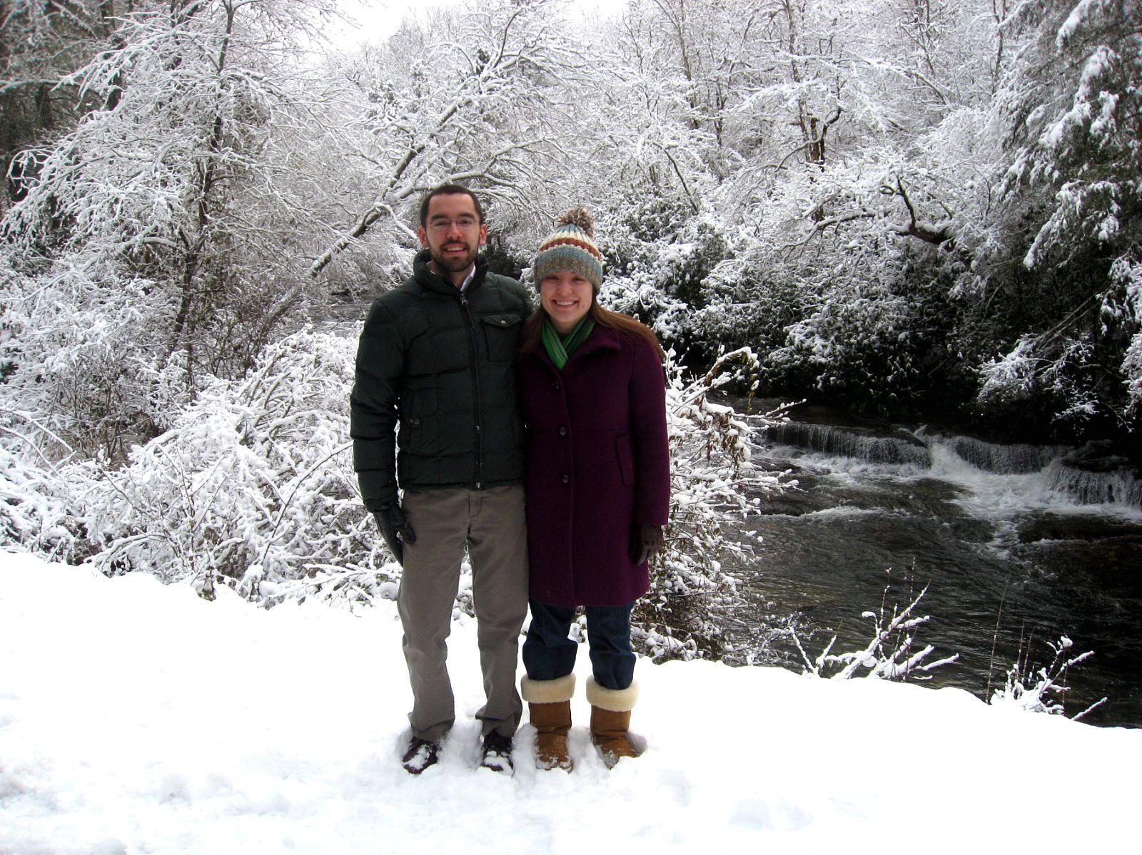 Mark and Ruth Ingram - Winter