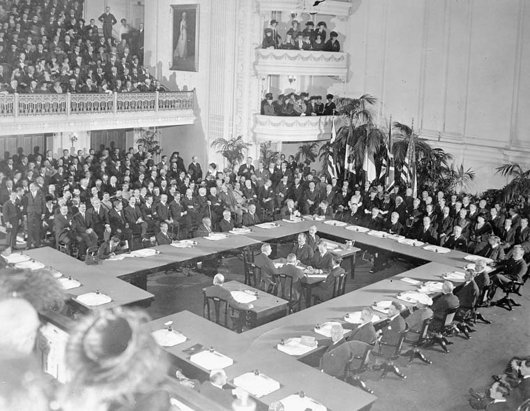 an analysis of the failure of the treaty of versailles in america