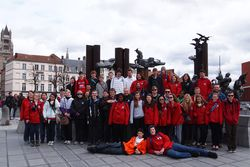 EF Educational Tours - Vimy Tour - Bruges